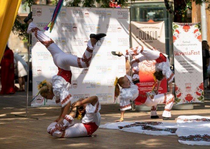 V Festival Internacional de la cultura ucraniana Barcelona